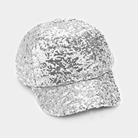 Bling Sequin Baseball Cap