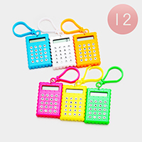 12PCS - Mini Calculators