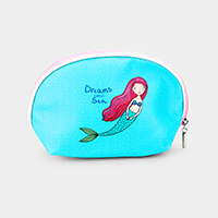 Mermaid Pouch Bag