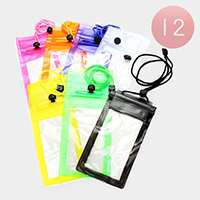12PCS - Cell phone Waterproof Dive Dry Pouch Cases