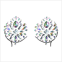 Adhesive Crystal Body Jewel Stickers