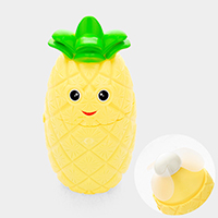 Pineapple Portable USB Charge Fan