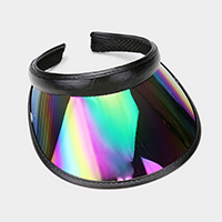 Hologram Fashion Visor