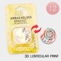 12PCS - dreamcatcher 3D Lenticular Popsocket  Airbag Holders