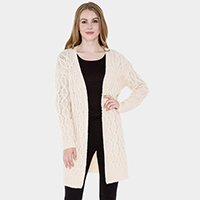 Twisted Soft Knit Cardigan