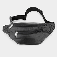 Solid Simple Fanny Pack