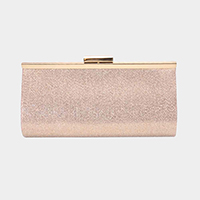 Glittered Crossbody Clutch Bag