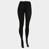 Plain Comfy Stretch Leggings