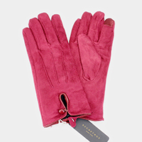 Secret Box _ Soft Button Smart Touch Thermal Gloves