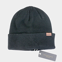 Secret Box _ Soft Solid Color Unisex Beanie