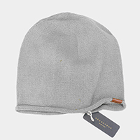 Secret Box _ Unisex Solid Color Soft Beanie