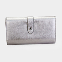 Faux Leather Fashion and Style Fatty Wallet