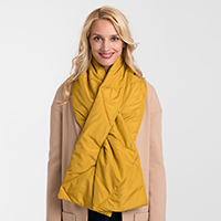 Padding Oblong  Pull Through Scarf