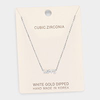 Gold Dipped Cubic Zirconia