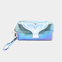 Mermaid Hologram Pouch Bag