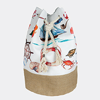 Sea Life Backpack Bag