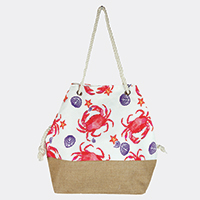 Crab Bucket Bag