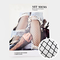 Mesh Fishnet Pantyhose Tights