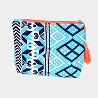 Multi Pattern Pouch / Cosmetic Bag
