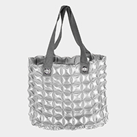 Inflatable Clear Bubble Tote Bag