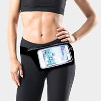 Smart Phone Touch View Fitness Belt Fanny Pack