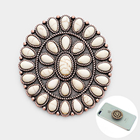 Tribal Cluster Self Adhesive Charm for Phone Holder