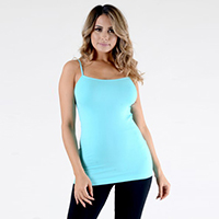 Solid Cami Tank Top