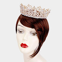 Elegant Rhinestone Princess Crown Tiara