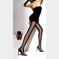 Jacquard Pattern Pantyhose Tights