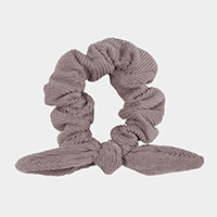 Corduroy Scrunchies Hair Band