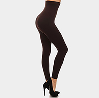 Easy pull-on style High Waist Compression Leggings