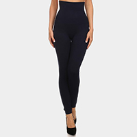 Easy pull-on  High Waist Compression Leggings