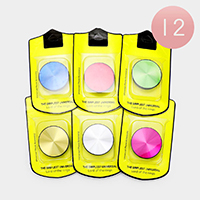 12PCS - Simple Kickstand Phone Ring Holders