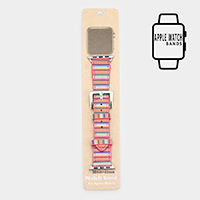 Serape Apple Watch Stretch Strap Band
