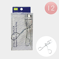 12PCS - Eyelash Curlers