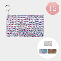 12PCS - Mermaid Pouch Bags