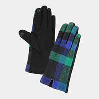 Plaid Smart Glove