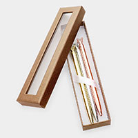 3PCS - Diamond Ball Point Pen Set