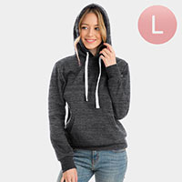 Charcoal Hoodies Sweater
