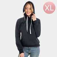 Navy Hoodies Sweater
