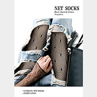Details Mesh Black Sheer Woman Fishnet Pantyhose Tights