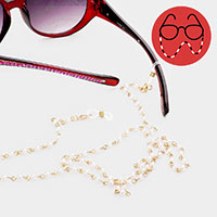Pearl Chain Glasses Chain