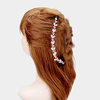 Marquise Crystal Rhinestone Pave  Wrap Headpiece