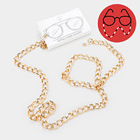 Open Link Sunglasses Chain