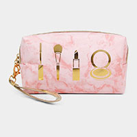Marble Make up Pouch Bags