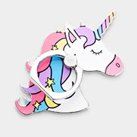 Unicorn Self Adhesive Charm For Phone Grips