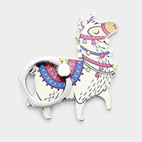Llama Self Adhesive Charm For Phone Grips Self Adhesive Charm For Phone Grips
