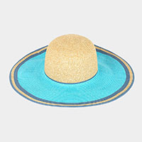 Anchor Two Tone Summer Sun Hat