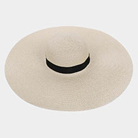 Straw Floppy Beach Sun Hat