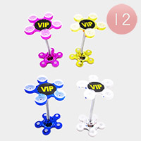 12PCS - Magic Suction Cup Phone Holder Brackets